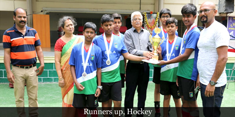 Runners up, Hockey